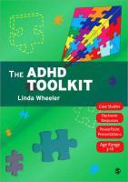 The ADHD Toolkit - Wheeler, Linda