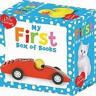 Little Library: My First Box of Books - Bicknell, Joanna; Make Believe Ideas, Ltd.