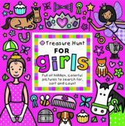 Treasure Hunt for Girls - Priddy, Roger