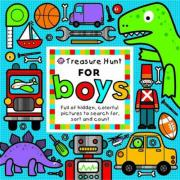 Treasure Hunt for Boys - Priddy, Roger