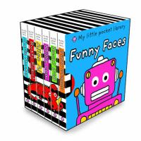 Funny Faces Pocket Library - Priddy, Roger