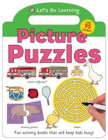 Picture Puzzles - Priddy, Roger