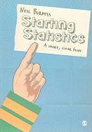 Starting Statistics - Burdess, Neil