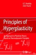 Principles of Hyperplasticity - Puzrin, Alexander M.; Houlsby, Guy T.