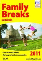 Family Breaks in Britain, 2011 - Bryen, Moira