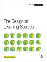 Design of Learning Spaces - Woolner, Pamela