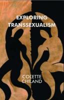Exploring Transsexualism - Chiland, Colette