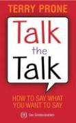 Talk the Talk - Prone, Terry