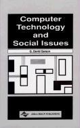 Computer Technology and Social Issues - Garson, G. David