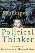 Shakespeare as Political Thinker