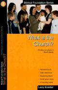 What Is the Church: Finding Our Place in God's Family - Kreider, Larry