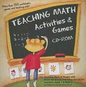 Teaching Math Activities & Games - Horstmeier, DeAnna