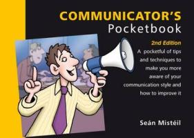 Communicator's Pocketbook - Misteil, Sean