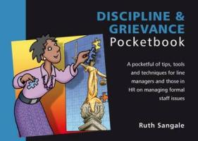Discipline & Grievance Pocketbook - Sangale, Ruth