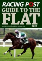 Racing Post Guide to the Flat - Cameron, Colin