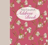 Nina Campbell Large Address Book (Blossom)