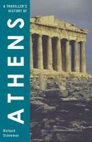 Traveller's History of Athens - Stoneman, Richard