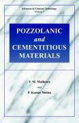 Pozzolanic and Cementitious Materials - Malhotra, V. M.; Malhotra; Mehta, P. K.