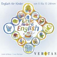 A little more English - Schlener, Linda; Harrison, Lois