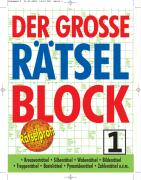 Der grosse Rätselblock 1