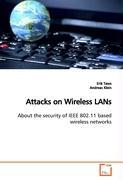 Attacks on Wireless LANs - Tews, Erik