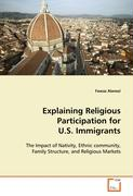 Explaining Religious Participation for U.S. Immigrants - Alanezi Fawaz