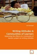 Writing Attitudes - Krawczyk, Josh