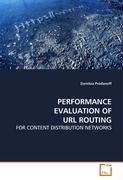 PERFORMANCE EVALUATION OF URL ROUTING - Prodanoff, Zornitza