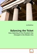Balancing the Ticket - Boxleitner, Jon