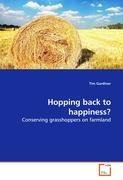 Hopping back to happiness? - Gardiner, Tim