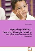 Improving children's learning through thinking - Beale, Eleanor