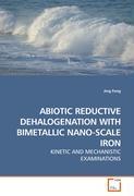 ABIOTIC REDUCTIVE DEHALOGENATION WITH BIMETALLIC NANO-SCALE IRON - Feng, Jing