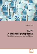 GDP: A business perspective - Shaw, Benjamin