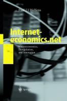 Interneteconomics.net - Welfens, Paul J. J.