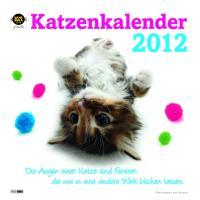 Hanadeka Katzenkalender 2012 - Karliczek, Ruth