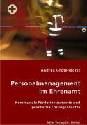 Personalmanagement im Ehrenamt - Grotendorst, Andrea