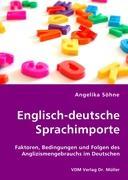 Englisch-deutsche Sprachimporte - Söhne, Angelika