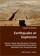 Earthquake or Explosion - Linkimer, Lepolt