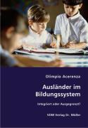 Ausländer im Bildungssystem - Acerenza, Olimpio