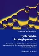 Systemische Strategieprozesse - Altenburger, Reinhard