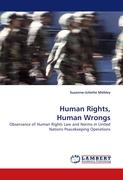 Human Rights, Human Wrongs - Mobley, Suzanne-Juliette