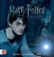Harry Potter und die Heilgtümer des Todes 2012. Postkartenkalender