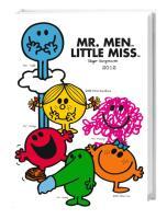 Mr Men & Little Miss Kalenderbuch 2012