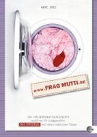 Frag Mutti Planer A4 2012