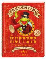 Muppets Kalender & Collegebook A4 2012