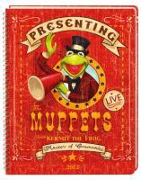 Muppets Kalender & Collegebook A5 2012