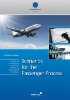 Scenarios for the Passenger Process - Merten, Patrick S.