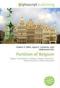 Partition of Belgium