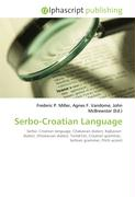 Serbo-Croatian Language