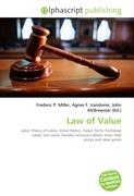 Law of Value